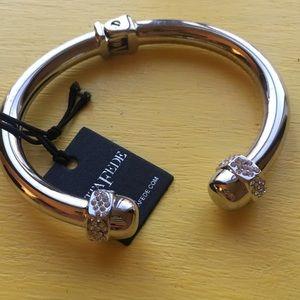 Vita Fede crystal cuff bracelet